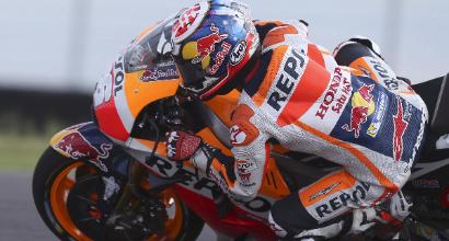 MotoGP, Argentina: Marquez vince in solitaria, Rossi secondo