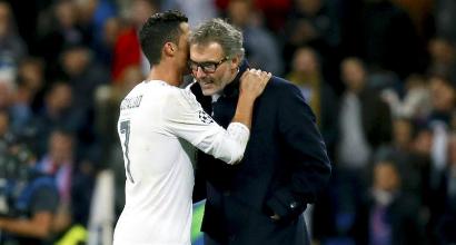 Ronaldo e Blanc, Lapresse