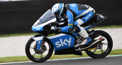 Moto3, Montmelò: prima vittoria di Navarro