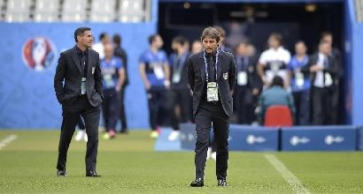 Euro 2016: l'Italia si ferma, alle 18 c'è la Spagna