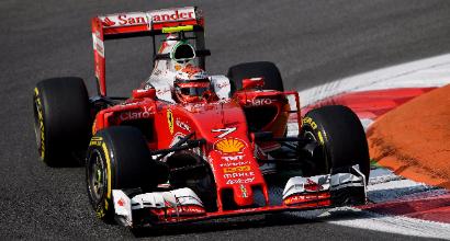 """F1 a Monza, Vettel: """"La macchina ha tanto potenziale"""""""