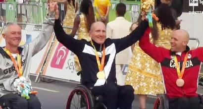Paralimpiadi 2016, ciclismo: Paolo Cecchetto show, è oro