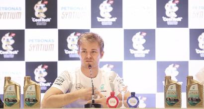 Rosberg, Foto LaPresse