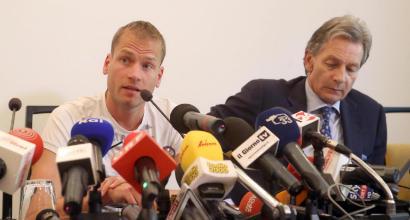Schwazer, le analisi al Ris di Parma