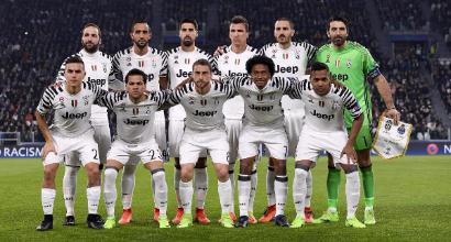 Ranking Uefa, Juve 1° quest'anno
