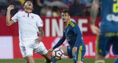 Liga: il Siviglia avanza, battuto il Celta Vigo