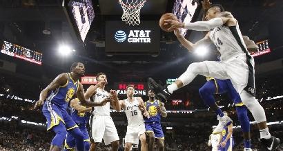 Basket, Nba: rimonta da urlo per Golden State, Lakers ko con Portland