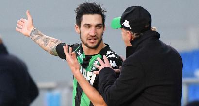 Sassuolo, Politano chiama il Napoli. La Juventus resta in attesa