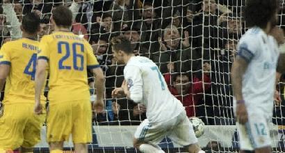 """Real, Cristiano Ronaldo: """"Era rigore, non capisco le proteste della Juve"""""""