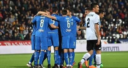 Serie B: tris dell'Empoli a Cesena, blitz del Frosinone ad Avellino