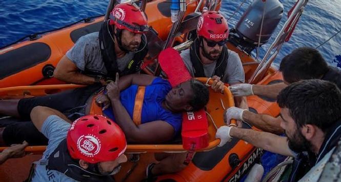 Marc Gasol a bordo della nave della Ong che salva i migranti