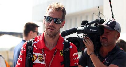 Vettel un anno dopo: da più 14 a meno 24