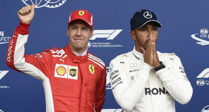 """F1 Belgio, delusione Vettel: """"Oggi un po' di confusione"""""""