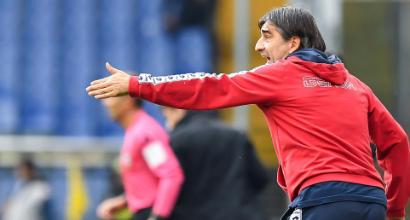 """Genoa, Preziosi conferma Juric: """"Derby importante per lui"""""""