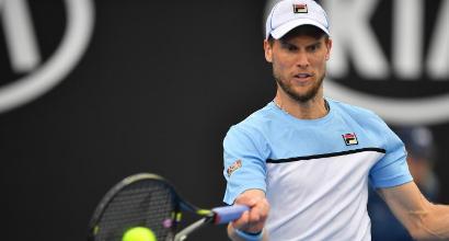 Australian Open: Dimitrov fa fuori Fabbiano, Seppi si arrende al quinto set