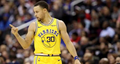 Nba: nona vittoria consecutiva per Golden State, Lakers ancora ko
