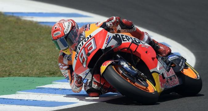 MotoGP, Marquez vince a Jerez