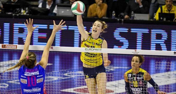 """Volley femminile, Malagò verso Novara-Conegliano: """"Orgoglioso dei risultati"""""""