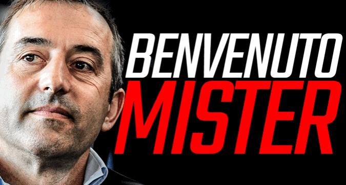 Ufficiale: Marco Giampaolo è il nuovo allenatore del Milan