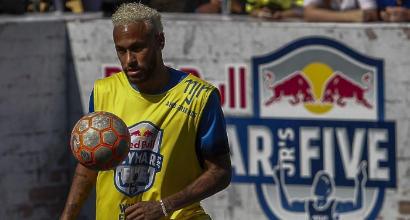 """Neymar pensa sempre al Barcellona: """"Messi è il migliore al mondo, io e lui coppia fantastica..."""""""
