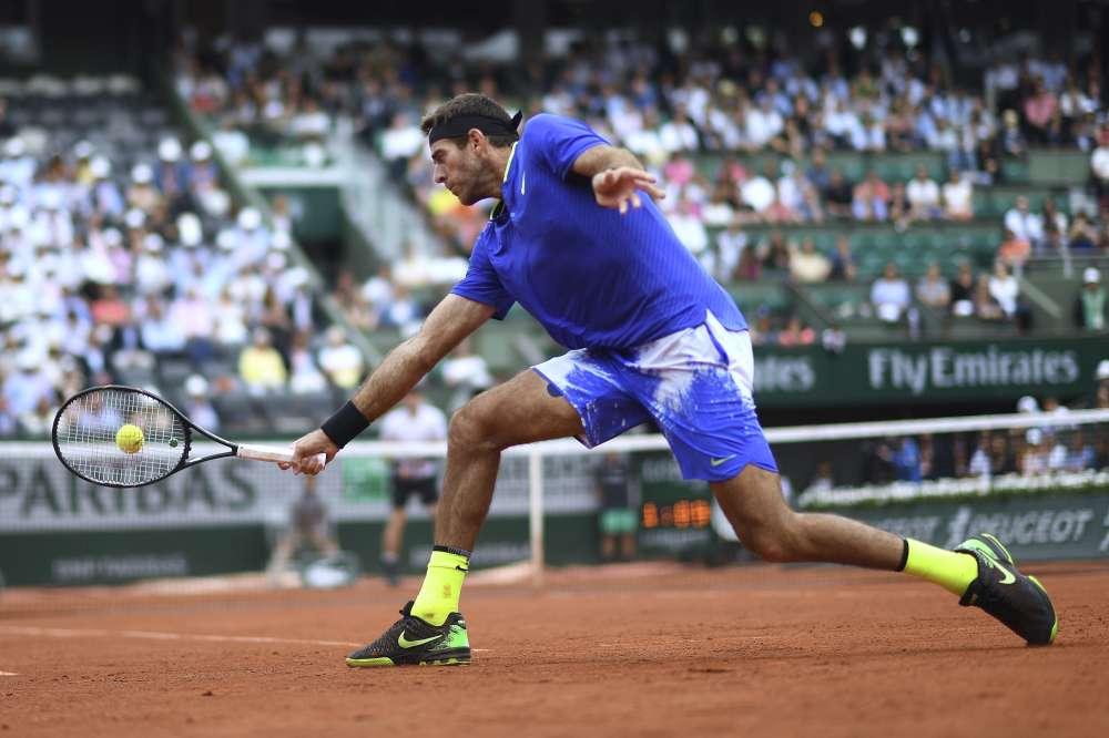 Roland Garros, Murray batte Del Potro