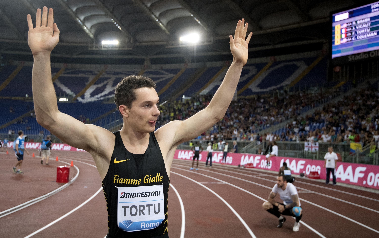 Atletica: Tortu terzo nei 100 metri al Golden Gala