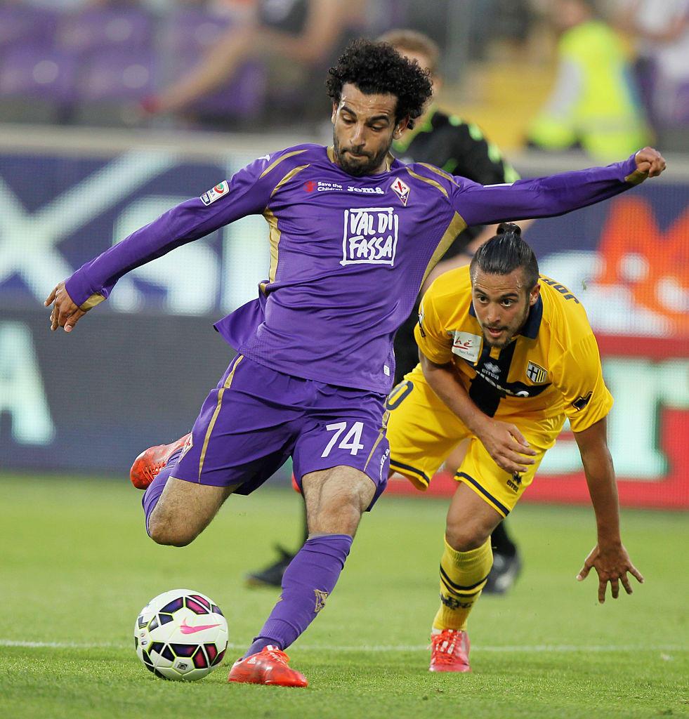 2015: la Fiorentina acquista in prestito Salah dal Chelsea, in estate però (non senza strascichi legali) l'egiziano passerà alla Roma