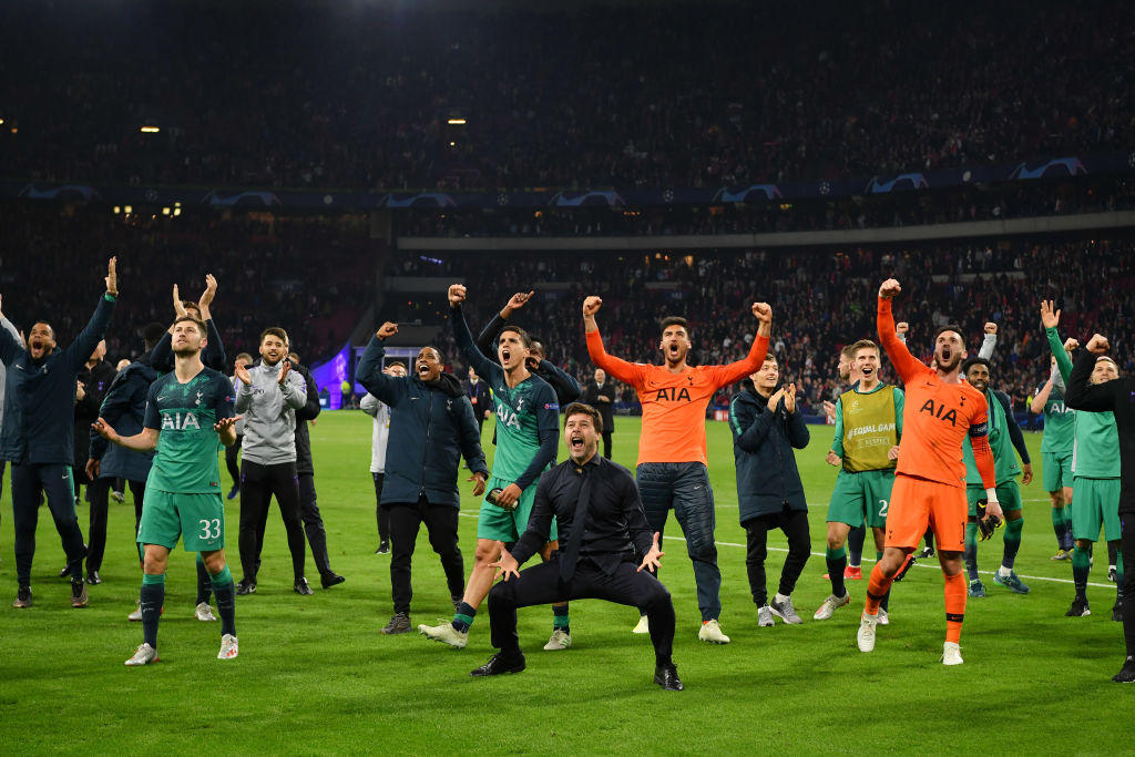 10. Tottenham