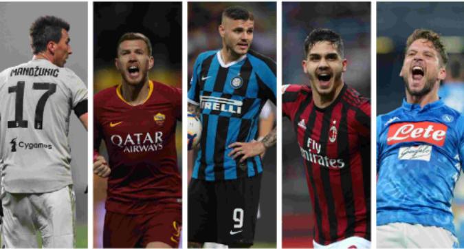 Serie A, valanghe di gol a prezzo di saldo