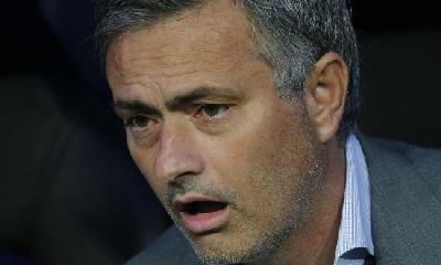 Mourinho, foto Lapresse