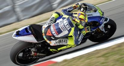 Valentino Rossi foto Yamaha