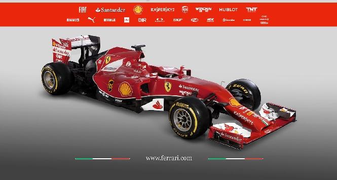 Ferrari F14 T: i numeri