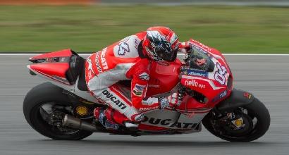 MotoGP, test Sepang: Lorenzo vola, Rossi in ritardo