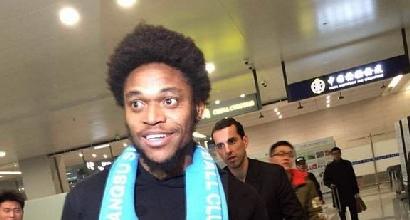 Clamoroso: salta il trasferimento di Luiz Adriano in Cina