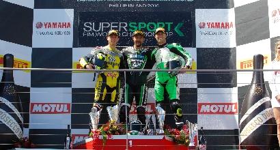 Supersport: secondo posto per Caricasulo