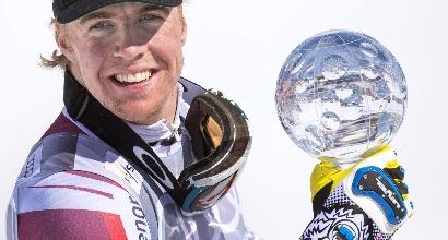 Sci, SuperG St. Moritz: che festa per Kilde