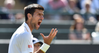Novak Djokovic (Afp)