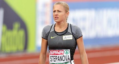 Yulia Stepanova (LaPresse)