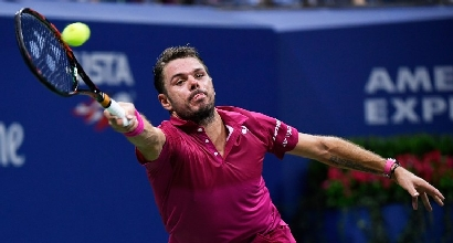Us Open: Wawrinka elimina Del Potro, Serena Williams in semifinale