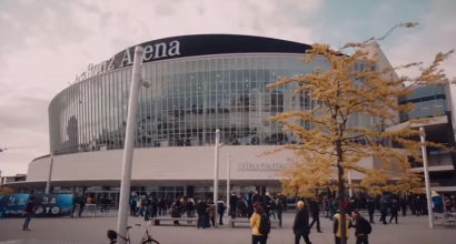 Sinan Erdem Arena, Foto da Video