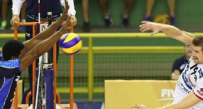 Volley, Mondiale per Club: Trento travolta, Kazan in finale