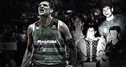 Basket, Gentile sulle orme del papà: va al Panathinaikos