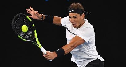 Australian Open: Nadal d'acciaio, è in semifinale