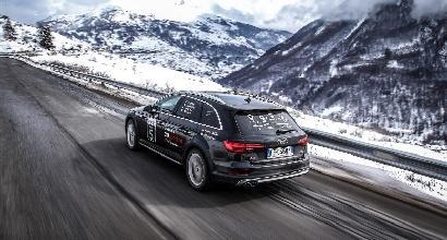 Emozioni e tecnologia vincono la 20quattro ore delle Alpi 2017 made in Audi Italia