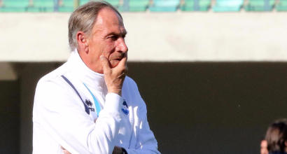 Pescara, Zeman rammaricato:
