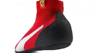 Ferrari, nuova scarpa per Vettel