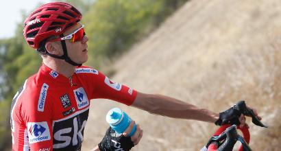 Vuelta, undicesima tappa: vince Angel Lopez e Froome resta in rosso