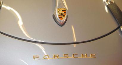 Porsche (foto LaPresse)