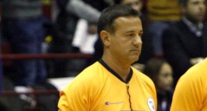 Basket: scomparsa Gianluca Mattioli. La decisione della Fip
