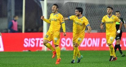 Serie B: Empoli miracoloso, da 0-3 a 3-3 con il Frosinone